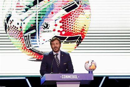 La Conmebol pide a la FIFA activar un fondo para el fútbol suramericano ante COVID-19