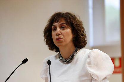 Irene Lozano se reunirá con los presidentes de las federaciones deportivas el 14 de abril