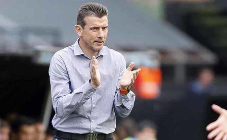 Unzué fue reemplazado esta temporada en el Girona por Martí, curiosamente.