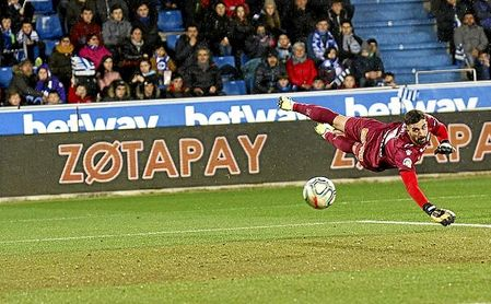 Pacheco lleva varias temporadas a las puertas de la selección española.