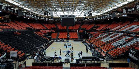 Valencia, nueva sede de la fase final del Eurobasket 2021, además de la fase de grupos