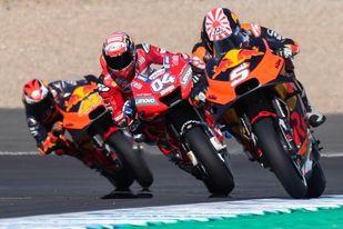 Nueve pilotos de MotoGP residentes en Andorra retoman sus entrenamientos