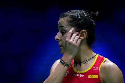 """Carolina Marín: """"Emocionalmente he estado al límite"""""""