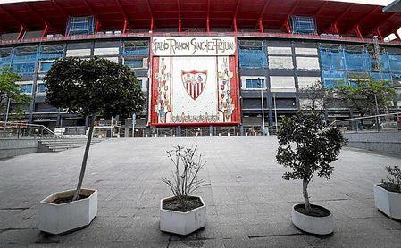 El Sánchez-Pizjuán acogerá un nuevo partido de LaLiga el 12 de junio, aunque sin público.