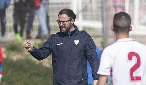 Rosano, técnico del Sevilla C.