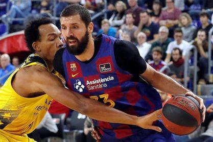 Nikola Mirotic rechazó el pasado verano una oferta de los Jazz