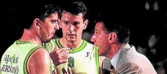 Petrovic tuvo en Raúl Pérez y Benito Doblado a dos baluartes.