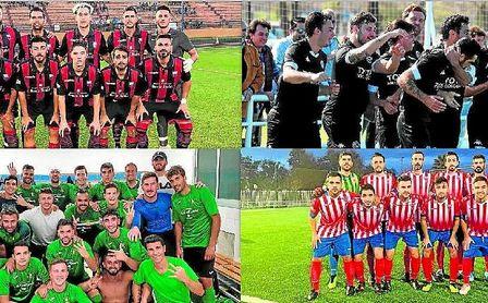 Ibarburu, Cazalla, Atlético Central y Demo ya disfrutan de Primera Andaluza