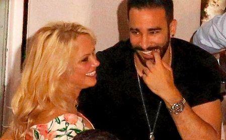 Rami no deja de ser noticia por lo extradeportivo desde que estuviera con Pamela Anderson.
