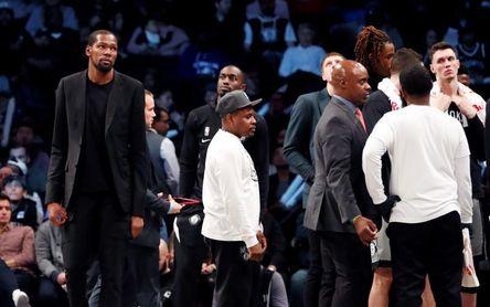 La posible vuelta de Durant con los Nets sería la gran atracción en el reinicio de la liga