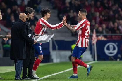 Vitolo y Joao Félix vuelven a la convocatoria