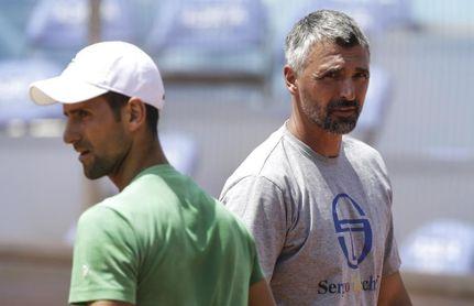 El entrenador de Djokovic, nuevo positivo por COVID del torneo Adria Tour