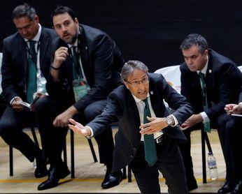 El Unicaja prepara la próxima temporada con incógnita de si seguirá Casimiro