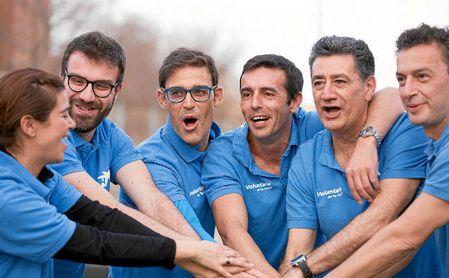 """Voluntarios de """"la Caixa"""" organizan una jornada digital sobre el medio ambiente para familias de toda España."""