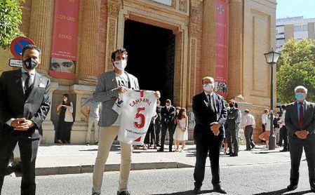 Se cumple el deseo póstumo de Campanal, mito del Sevilla FC.