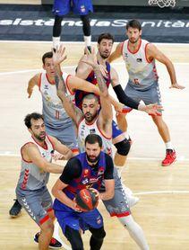 98-84. El Barça desborda al San Pablo Burgos y jugará la final