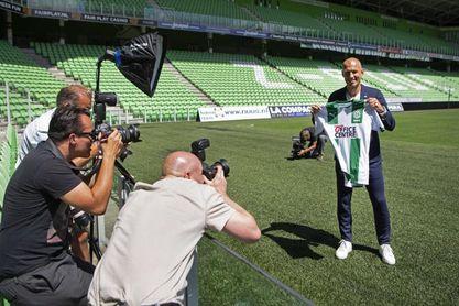 Robben, sobre su vuelta al fútbol: ?Lo hago por amor al Groningen?