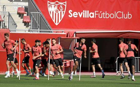 El Sevilla, con Butarque entre ceja y ceja.