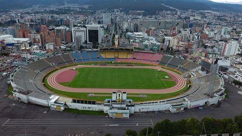 Las autoridades ven difícil la reanudación en julio del fútbol en Ecudor