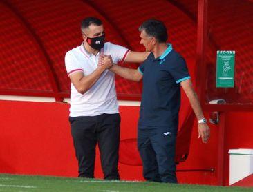 Dos derrotas seguidas en casa por primera vez con Diego Martínez