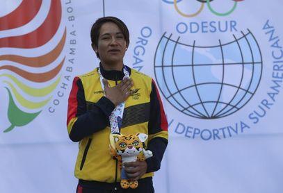 Egan puede ganar de nuevo el Tour, dice campeona de ciclismo colombiana