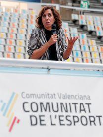 La Presidenta del CSD destaca a la industria del deporte como imagen de marca