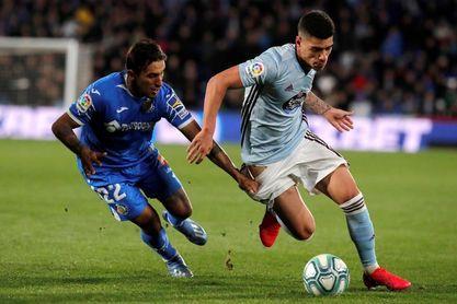 Celta y Boca Juniors acuerdan ampliar la cesión de Olaza hasta 2021