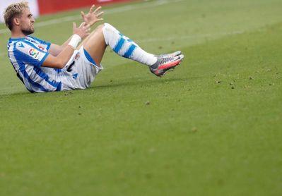 Januzaj sufre una lesión muscular y probablemente no jugará ya esta temporada