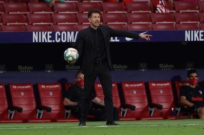 """Simeone: """"Confiamos en la calidad y el talento de Joao"""""""