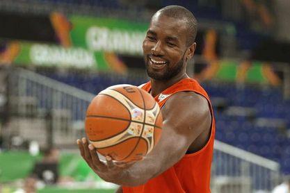 Serge Ibaka está sin problemas en el aislamiento de Florida y listo para trabajar