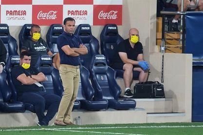 Calleja: Su tercer gol nos ha hecho mucho daño, pero es una derrota merecida