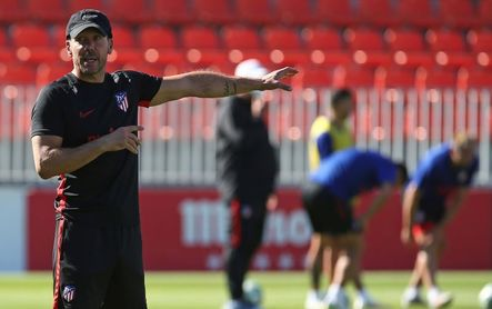 """Simeone: """"Al Madrid le cobran más penaltis porque ataca más"""""""