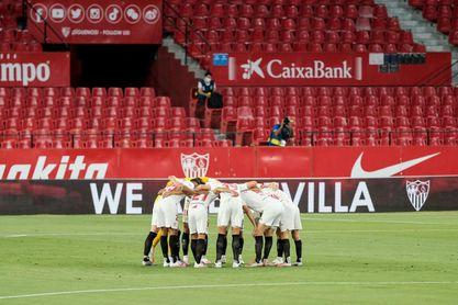 El Sevilla certifica su habitual pase europeo y abrocha la Champions