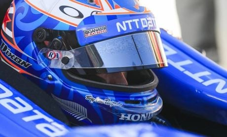 Scott Dixon vuelve a ganar en el Indianapolis Motor Speedway doce años después