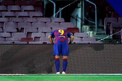 """Suárez: """"Lo importante es que se ganó"""""""