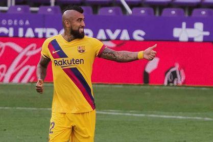 Vidal asume que la liga no depende de ellos pero seguirán luchando