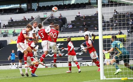 2-1. Mourinho exhibe oficio para frenar al Arsenal de Arteta