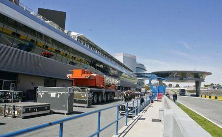 La Guardia Civil restringirá este fin de semana el acceso al Circuito de Jerez