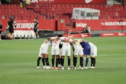 El dinero que se juega el Sevilla FC por quedar tercero.