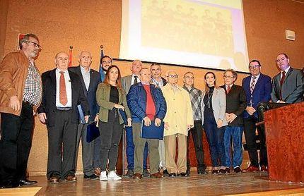 El C.D. Alcalá cumple 75 años.