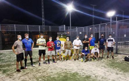 Bormujos corona con éxito su Liga de pádel/tenis