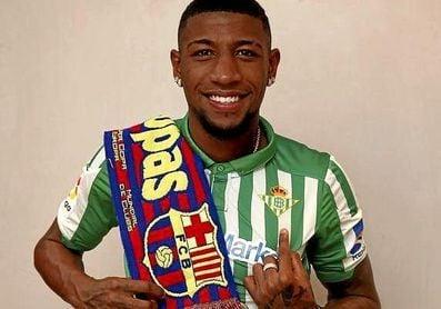 El Barça está pidiendo 30 kilos por Emerson y el Betis se frota las manos