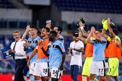 Un gol de Giovanni Simeone no evita el revés del Cagliari contra el Lazio