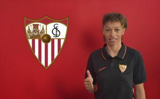 Coleman, nuevo fichaje del Sevilla Femenino.