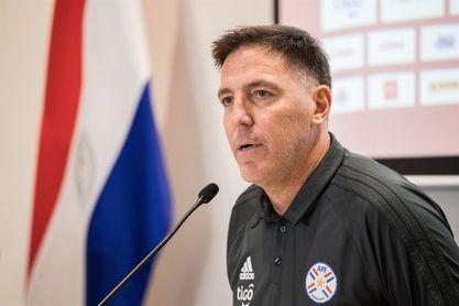 Paraguay prosigue los entrenamientos de cara a Catar con cuadro 'argentino'