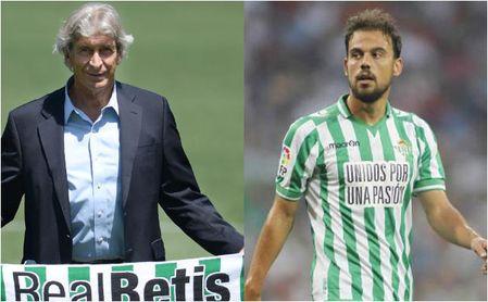 """""""Pellegrini es la persona que necesitaba el Betis"""""""