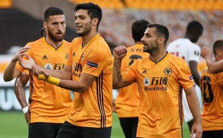 El Wolverhampton será el rival del Sevilla FC el martes por una plaza en 'semis'
