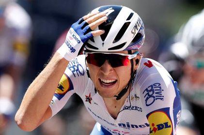 El italiano Bagioli se impone en la primera etapa