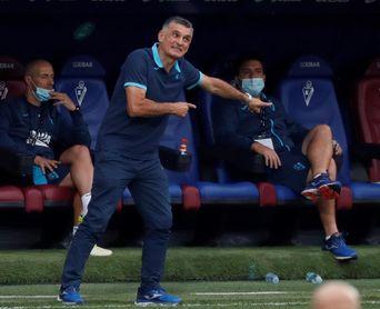 El Eibar inicia la pretemporada sin entradas ni salidas de jugadores