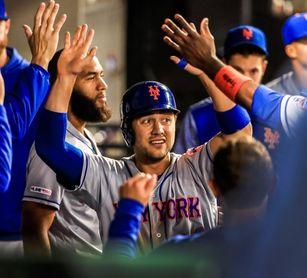 5-3. Conforto jonronea y sella el triunfo de los Mets ante los Marlins